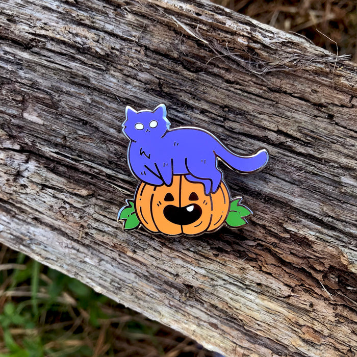 Cosmo & Kabocha Kun Pin: Purple