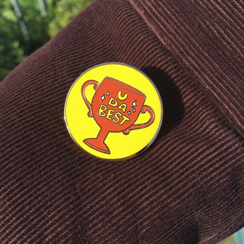 Gravity Falls - U Da Best Pin
