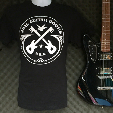 Jail Guitar Doors T-Shirt