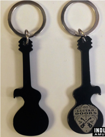 Jail Guitar Doors Bottle Opener