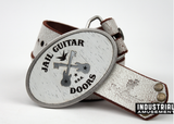 Jail Guitar Doors Belt Buckle