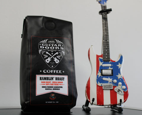 RAMBLIN' ROAST - Dark Fair Trade Coffee Beans