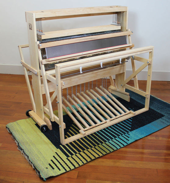 "Floor Looms For Sale: 36"" Floor Loom (8 Harness/10 Treadle"