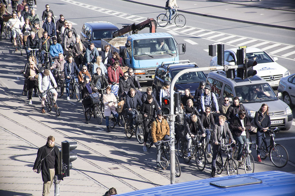 Copenhagenize Index shows the UK needs to 'up the pace'