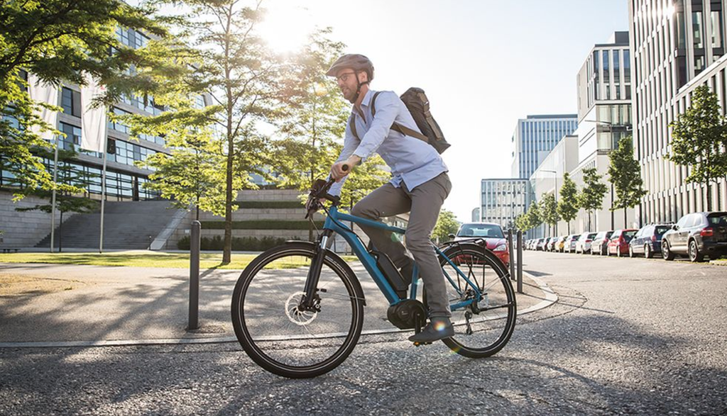 Why ebikes have a bright future