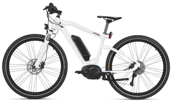 BMW launch their updated electric bike