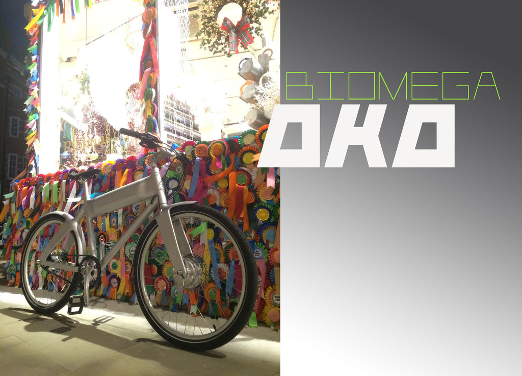 Biomega OKO 8-speed (2015)