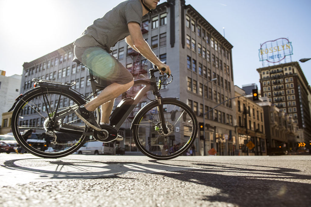 Bosch predict 30-40% of bikes to be electric