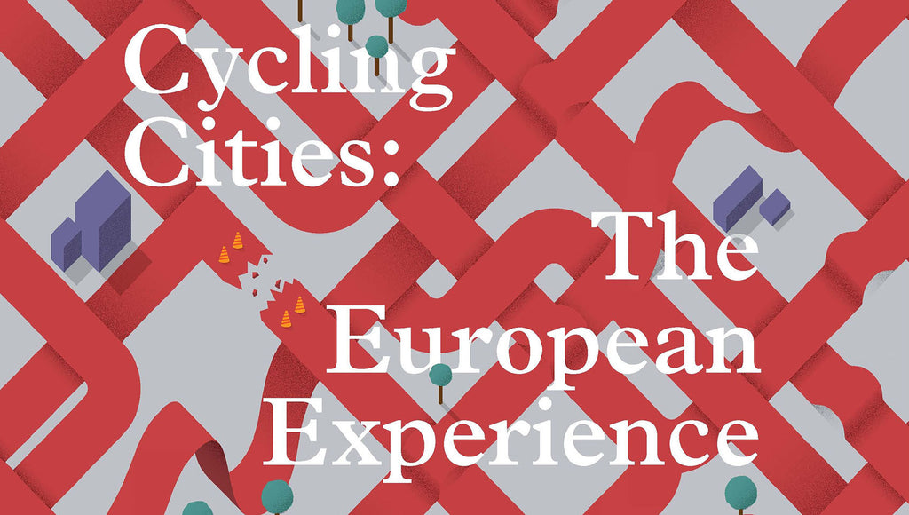 Cycling in Europe book explains reasons for the growth