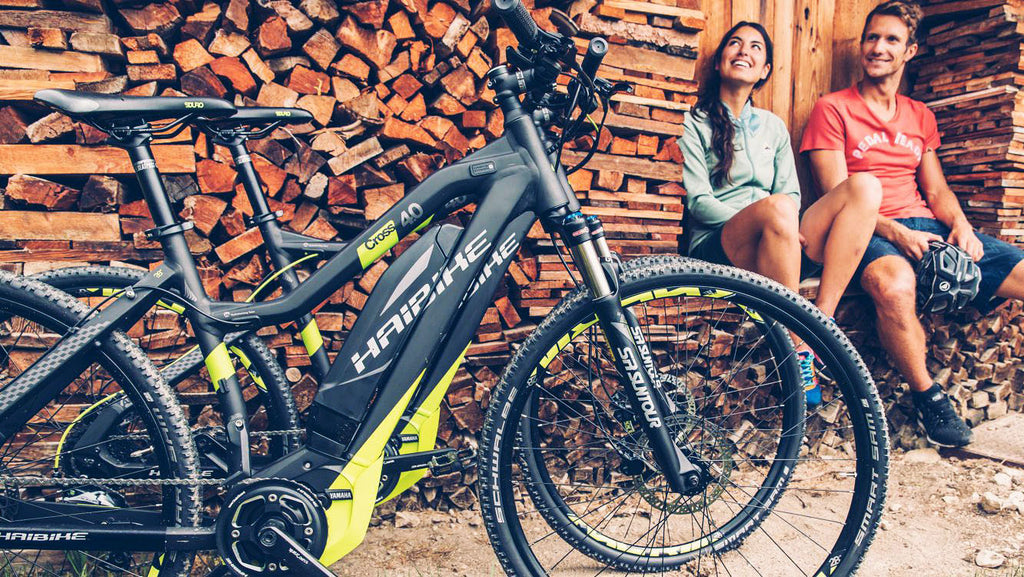 Haibike USA move their electric bike base