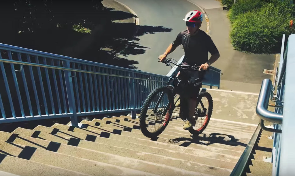 Haibike SDURO PW-X motor takes electric bikes up and up