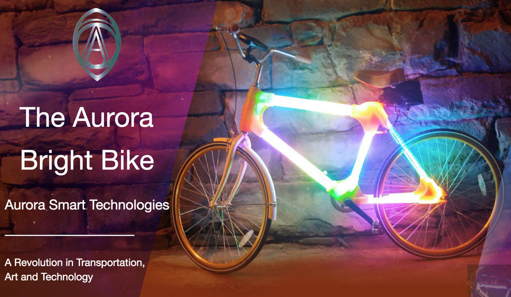 Bright bike - bright idea?