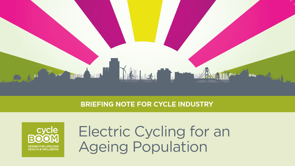 Electric Cycling for an Ageing Population