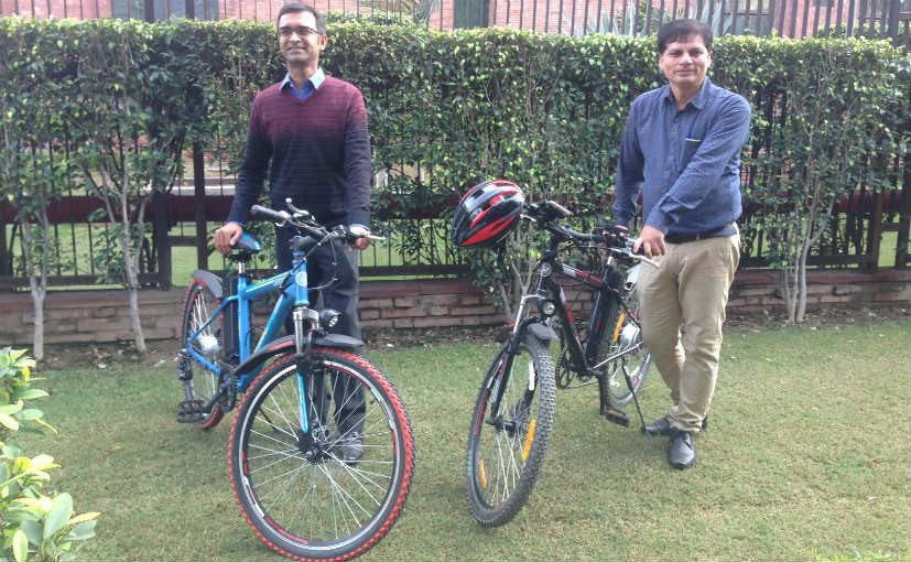 India gets a new electric bike from FuelADream