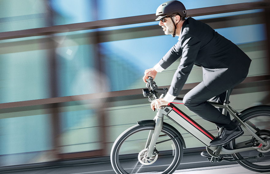 Stromer get cash for electric bike developments
