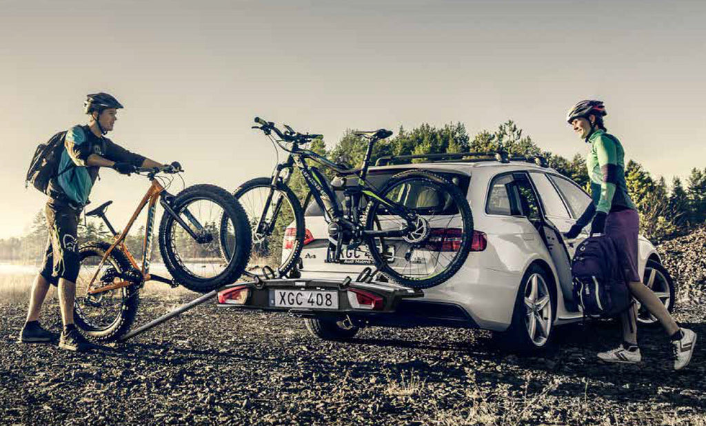 Thule for your electric bike transportation needs