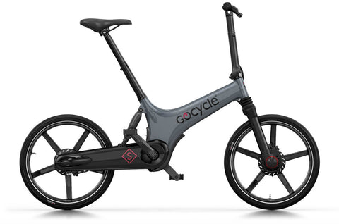 Gocycle GS Grey Black