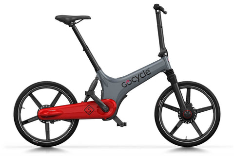 Gocycle GS Grey Red