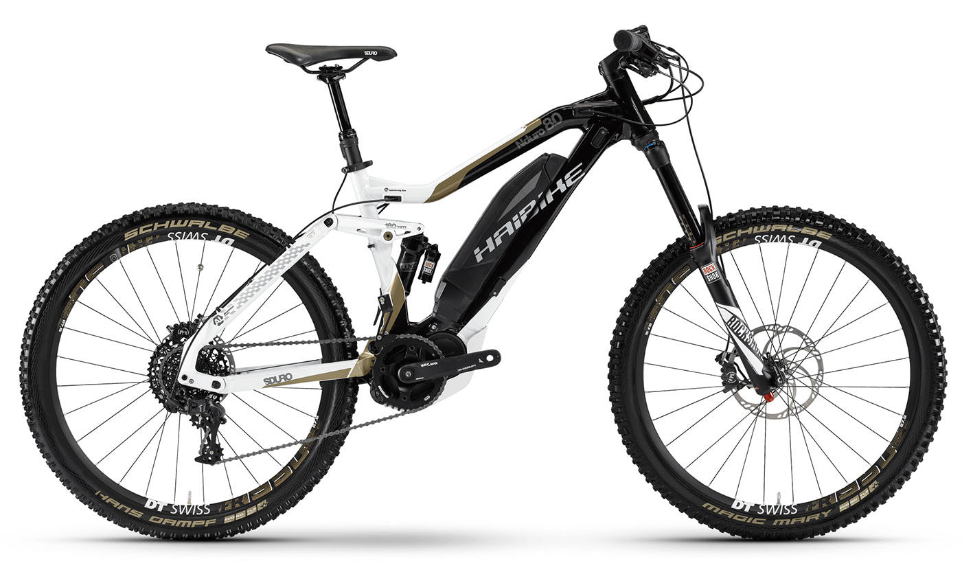 SDURO NDURO 8.0 haibike electric bike