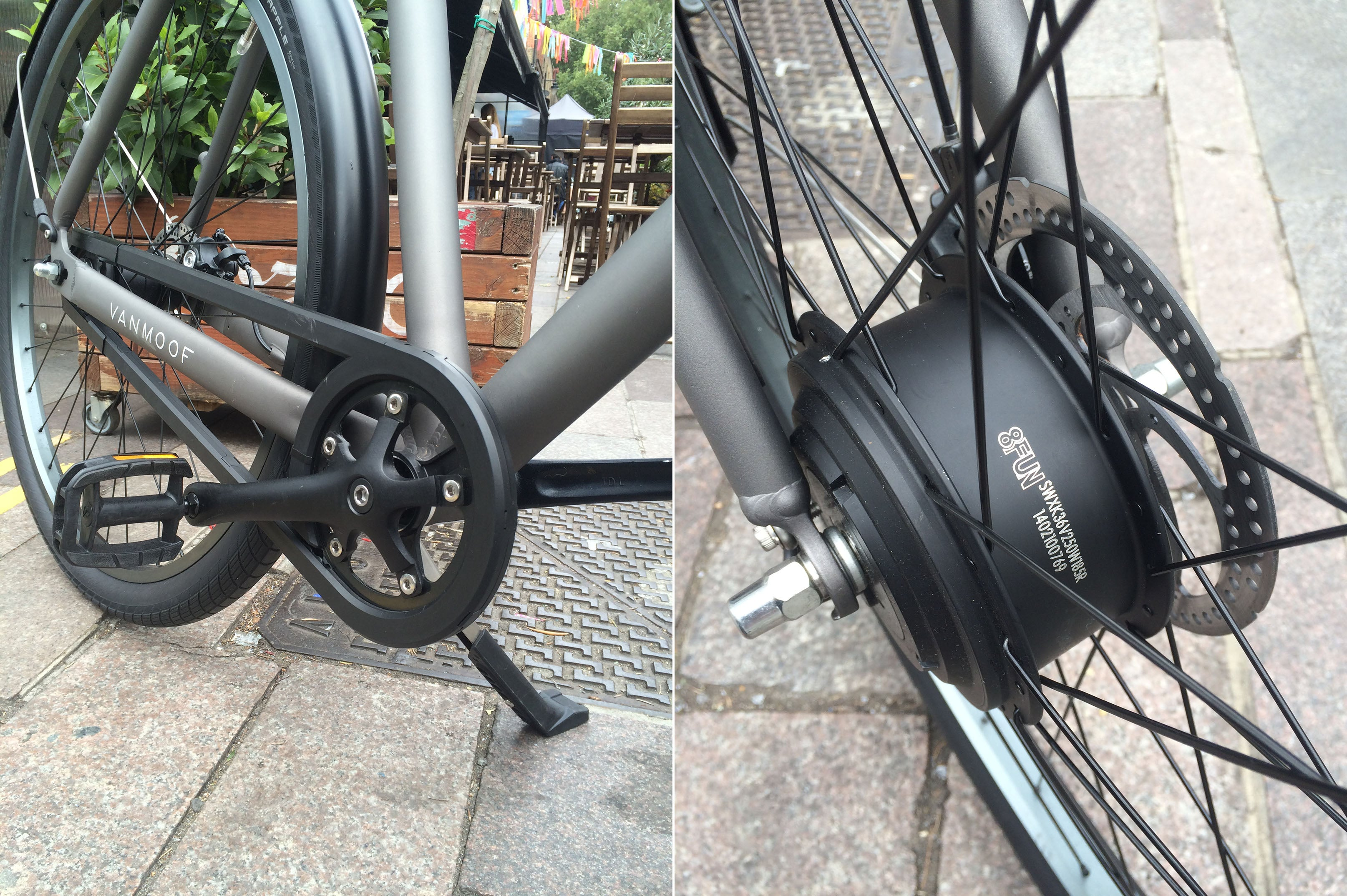 vanmoof electrified electric bike review tested