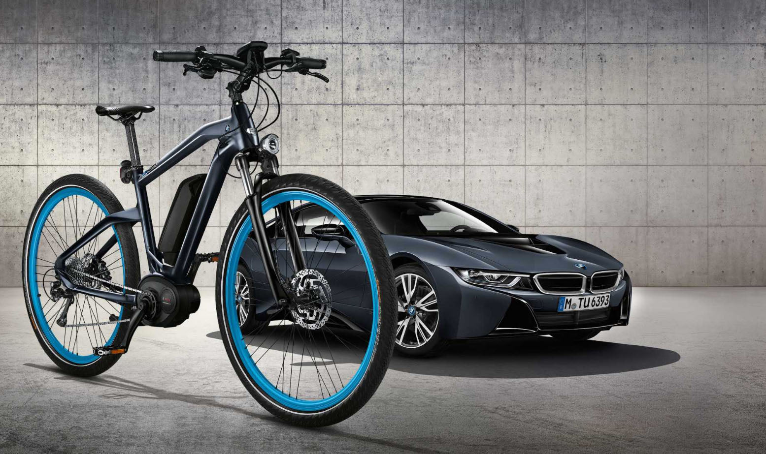 BMW Cruise e-Bike electric bike