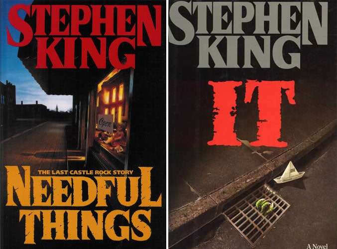 Stephen King novel Stranger Things
