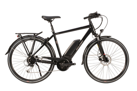 Raleigh Motus Grand Tour Crossbar Black