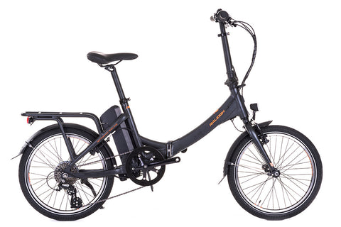 Raleigh Stow-E-Way Folding Electric Black