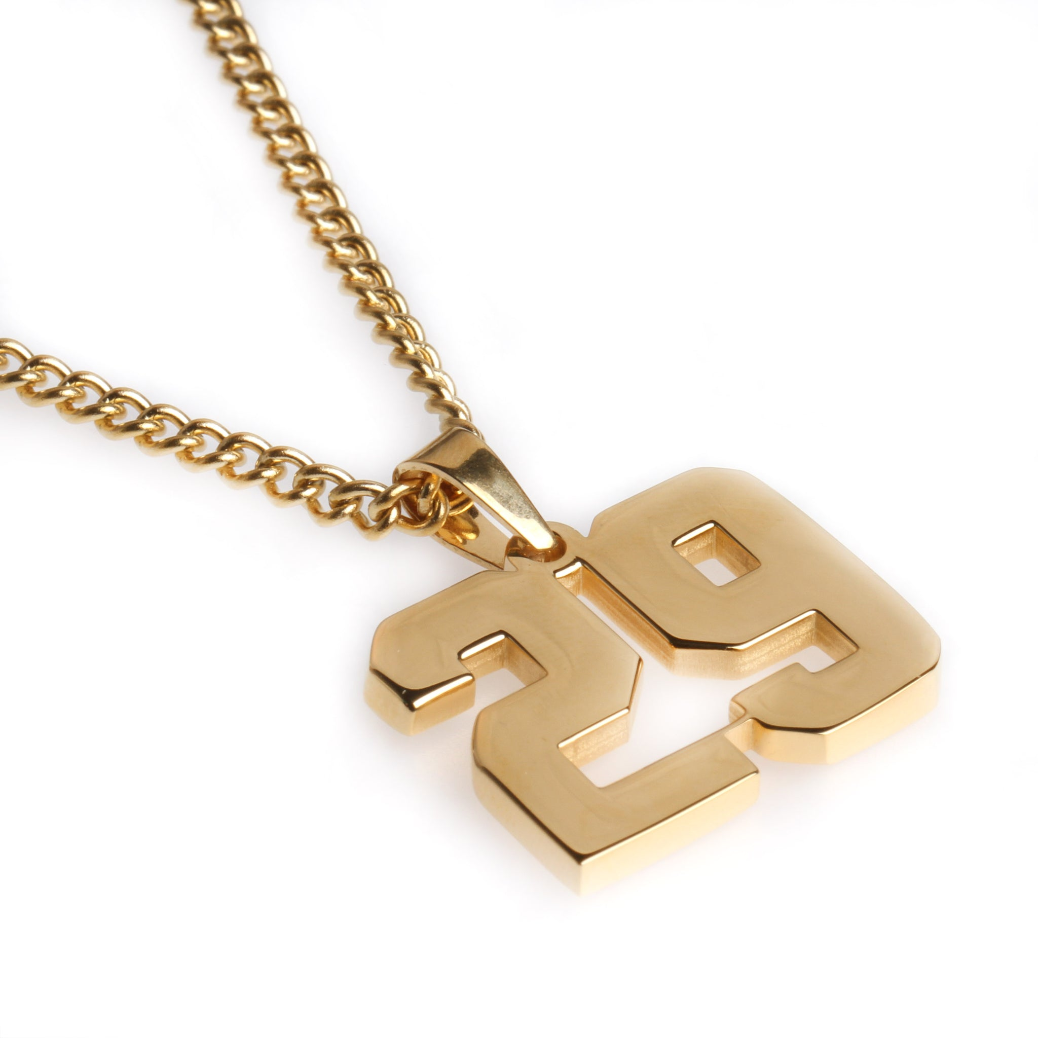 gold vintage chanel products rev pendant yellow necklace chain clipped the adore img