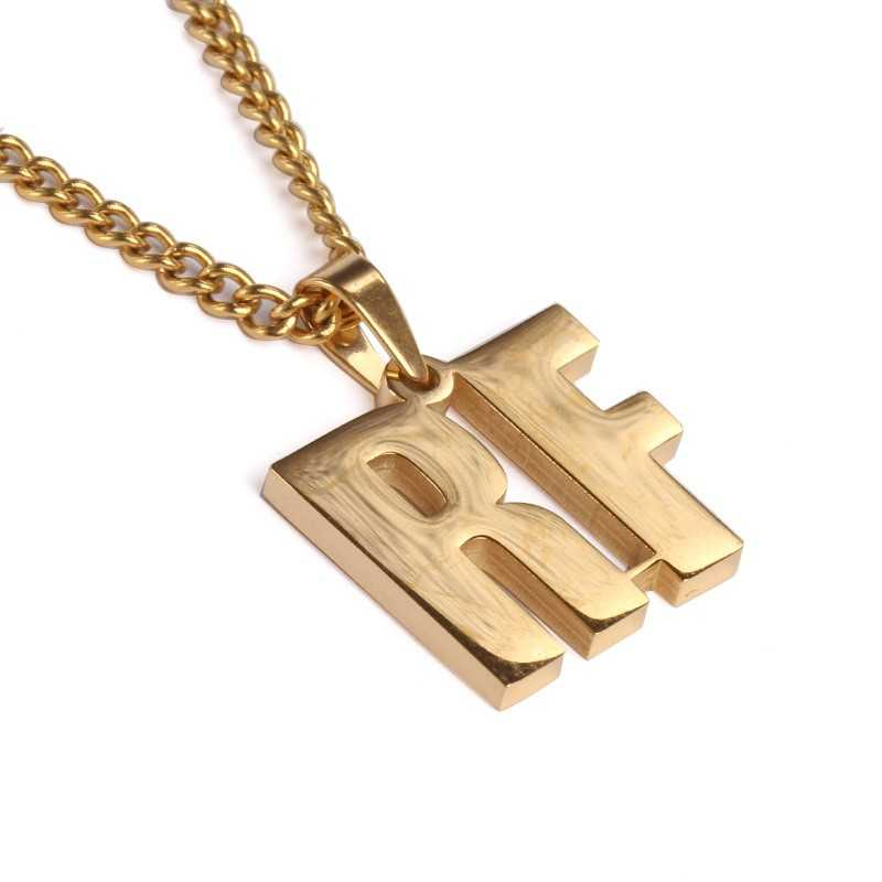 Golden Ball Player Position Pendant and Chain (FREE SHIPPING)