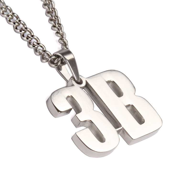 *                                                  (NEW)* Stainless Ball Player Position Pendant and Chain (FREE SHIPPING)