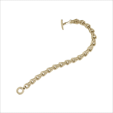 Tempia 18K Yellow Gold & Diamond Bracelet
