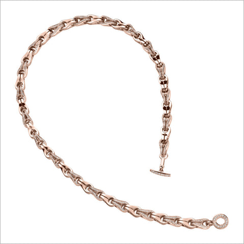 Men's Falco 18K Gold & Diamond Chain Bracelet