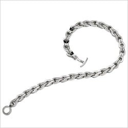 Tempia 18K White Gold & Diamond Necklace