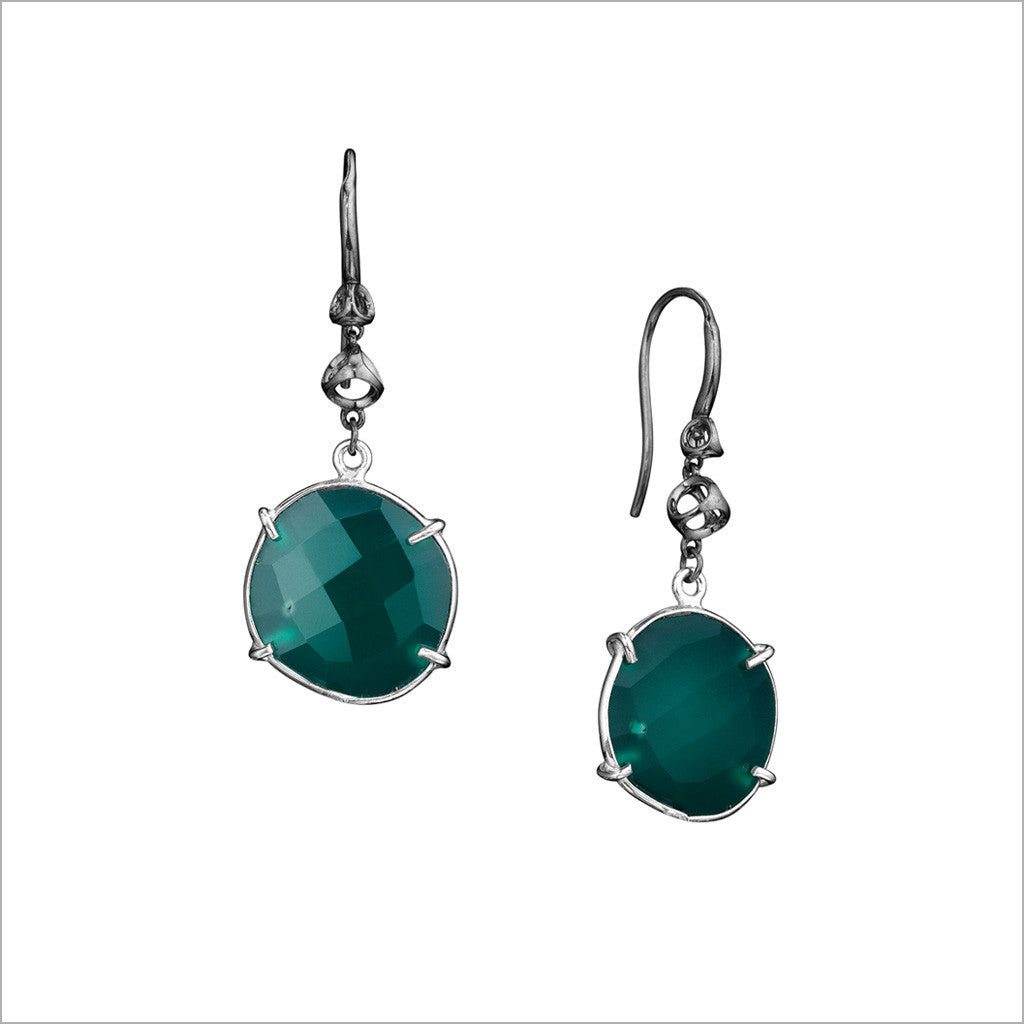 onyx shop set federico designer from sterling silver in earrings