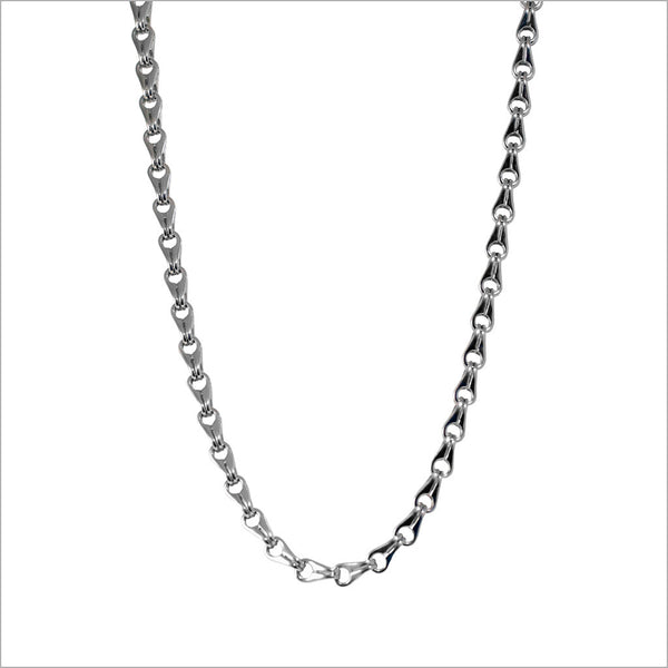 Men's Centauro Sterling Silver Chain Necklace