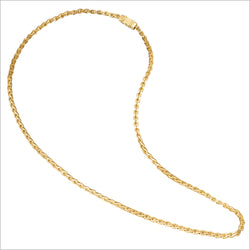 Men's Falco 18K Yellow Gold 5mm Chain Necklace