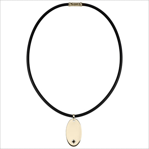 Men's Falco 18K Gold Chain Necklace