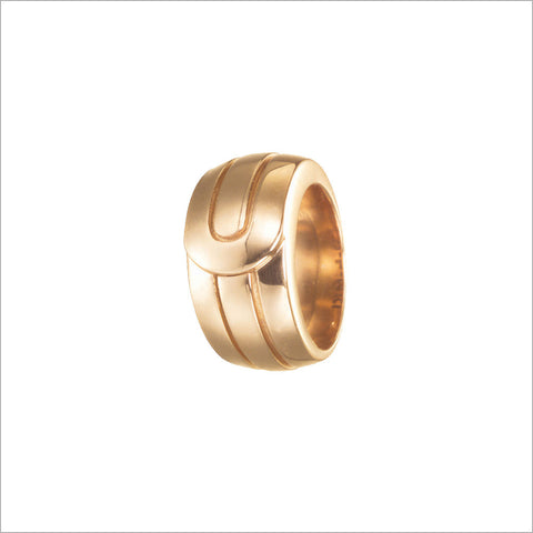 Men's Falco 18K Rose Gold Ring