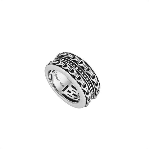 Men's Centauro Sterling Silver Ring