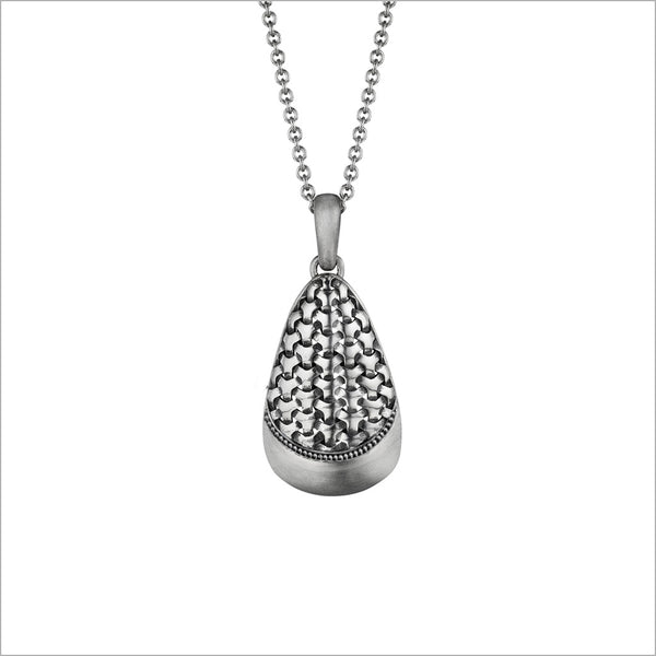Ricamo Necklace in Sterling Silver