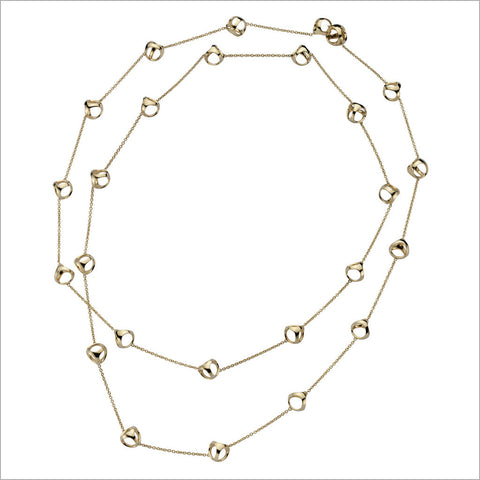 "Icona 18K Gold 42"" Necklace"
