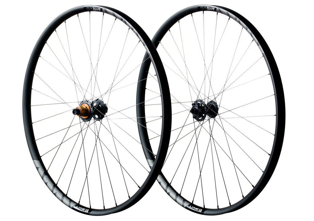 AMP 30 V2 Alloy Wheelset 29