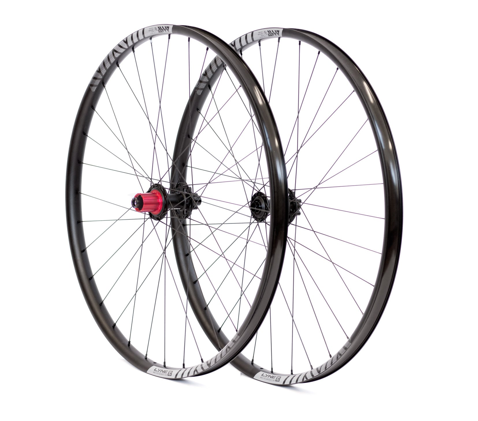 AMP 30 Alloy Wheelset 27.5