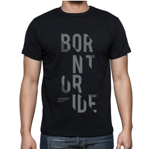 Lyne Born to Ride T-Shirt