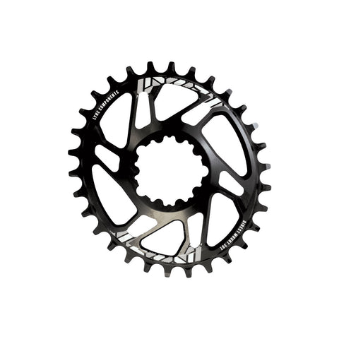 Oval Pulse/Sram Compatible Direct Mount Chainring 30T- Non Boost