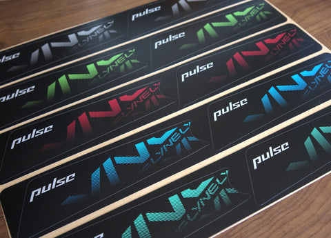 Pulse Crank Protection Stickers