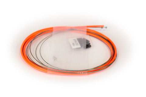 Lyne Shifter/Dropper Cable Set - Lumo Orange