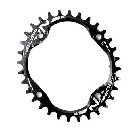 104 BCD Oval Chainring 34T