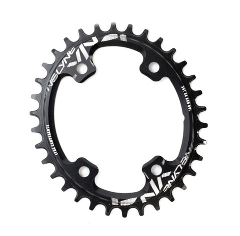 96 BCD Oval Chainring 34T